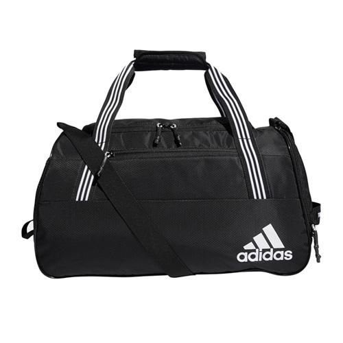 Squad IV Duffel Bag, Black, swatch