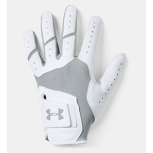 Men's Iso-Chill Right Hand Golf Glove, White, swatch