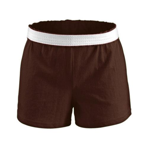 Women's Cheer Short, Dark Brown,Dark Natural, swatch