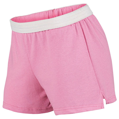 Women's Cheer Short, Pink, swatch