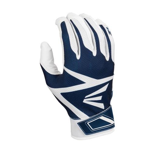 Youth Z3 Hyperskin Batting Gloves, White/Navy, swatch
