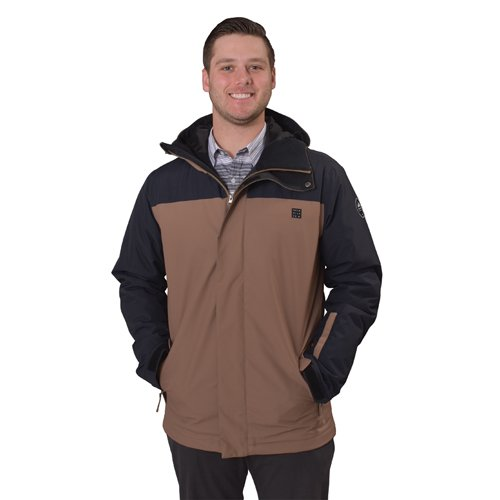 Men's Special Mission Jacket, Brown, swatch