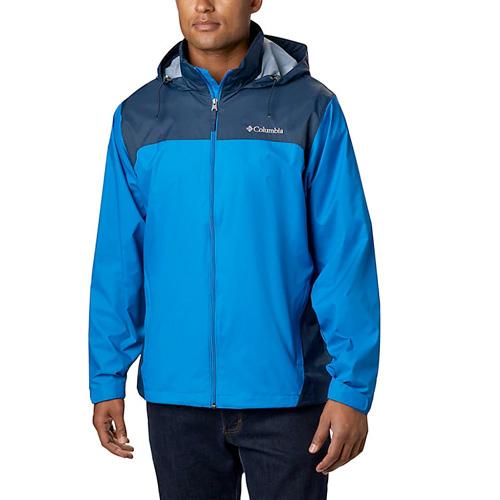 Men's Glennaker Lake  Rain Jacket, Blue, swatch