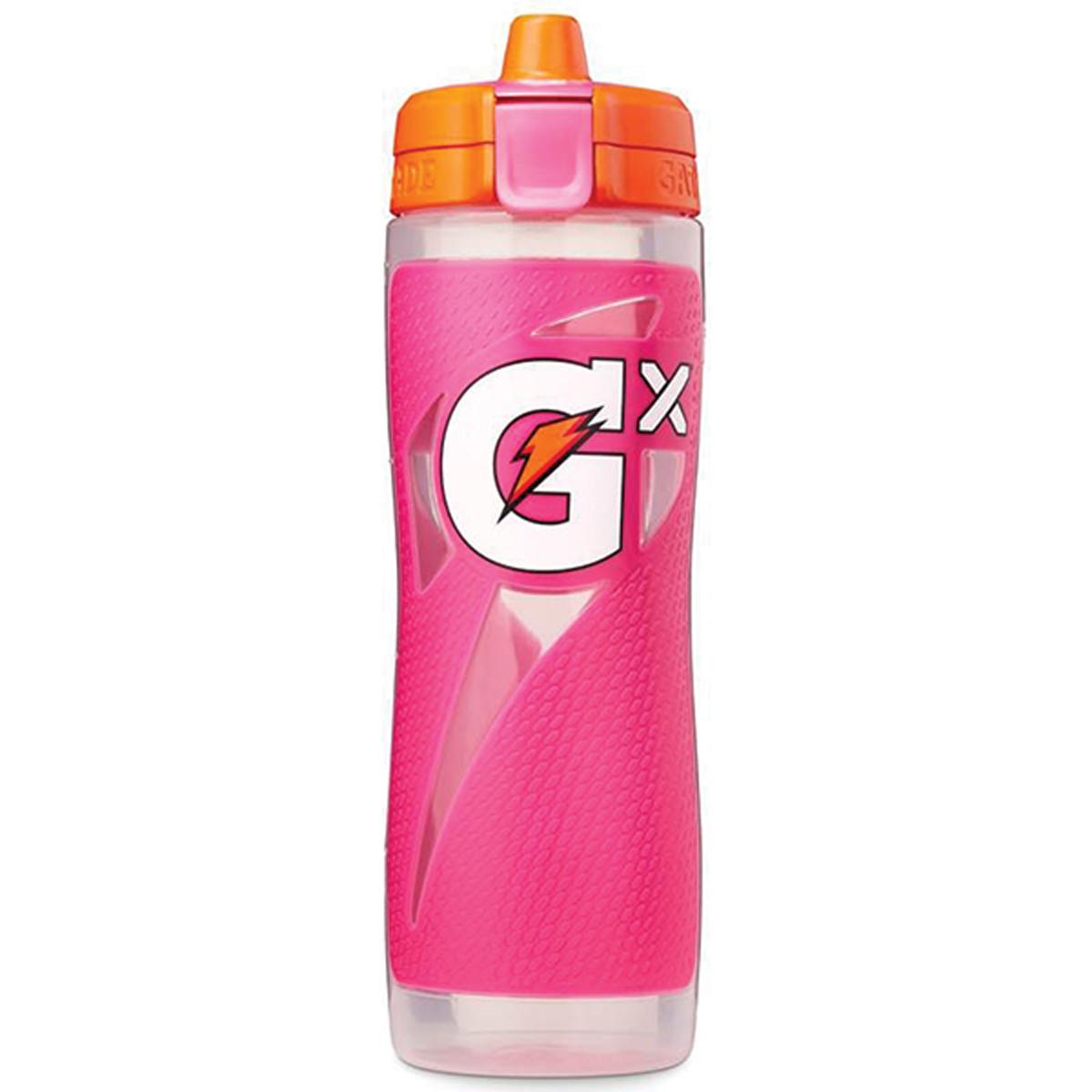 GX 30oz Bottle, Pink, swatch