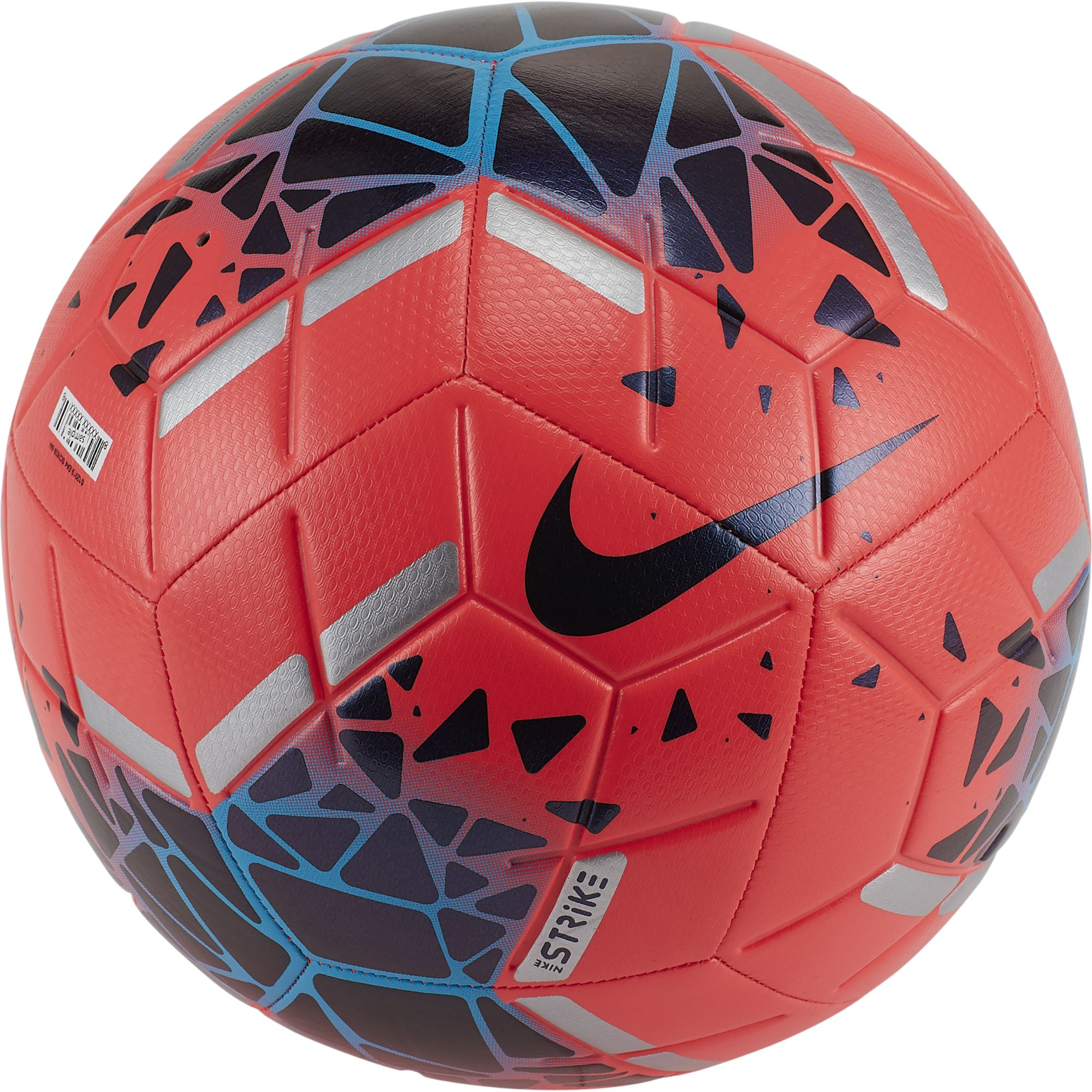 Strike Soccer Ball, Crimson, swatch