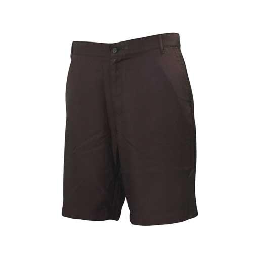 Men's Tech Golf Short, Black, swatch