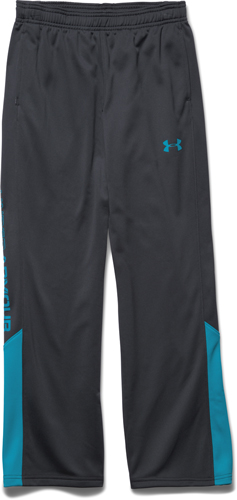 Boy's Brawler 2.0 Pant, Black/Green, swatch