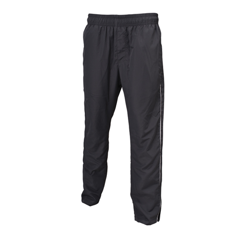 Men's Polyester Stripe Pant With Mesh, Charcoal,Smoke,Steel, swatch