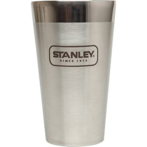16oz Stacking Vacuum Pint, Stainless Steel, swatch