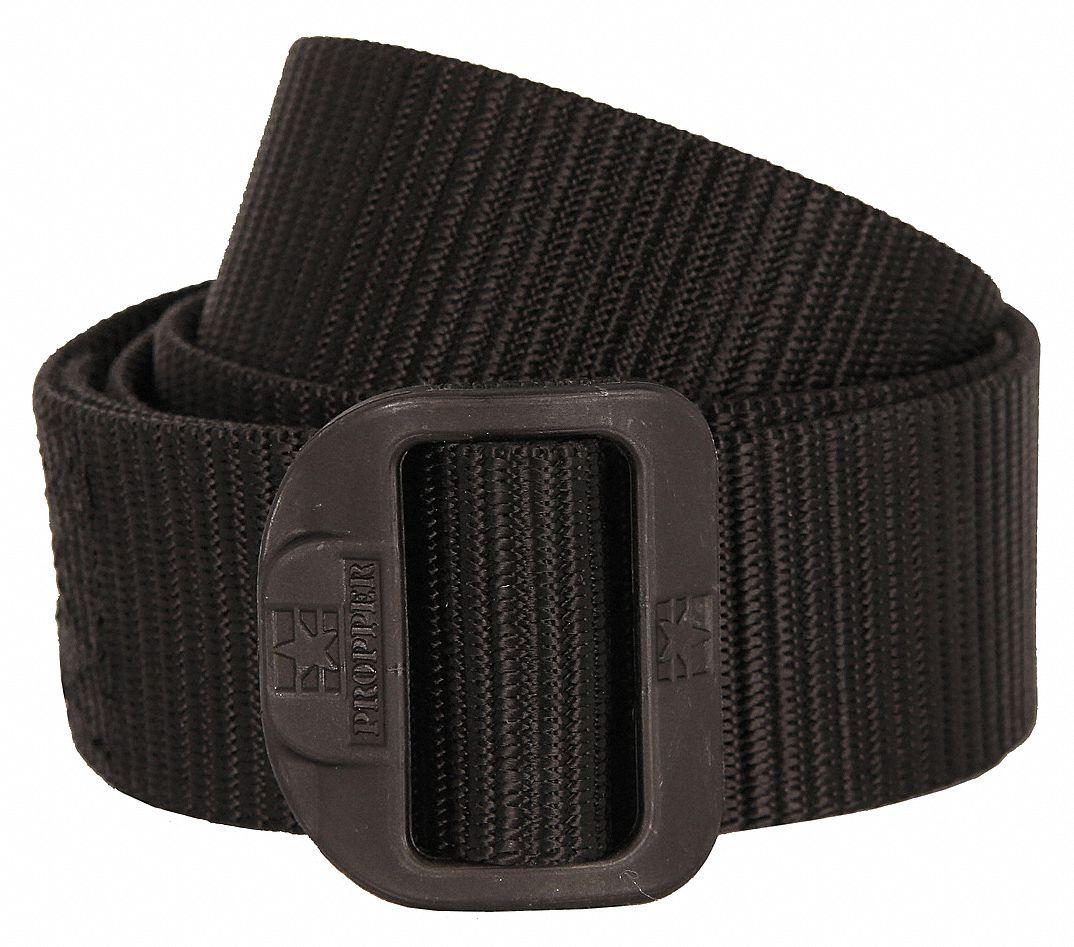 Tactical Heavy-duty Belt, Black, swatch