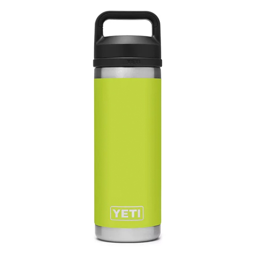 Rambler 18oz Bottle With Chug Cap, Chartreuse, swatch