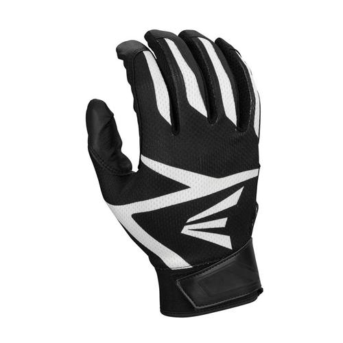 Youth Z3 Hyperskin Batting Gloves, Black, swatch