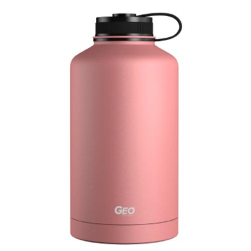 64oz Growler Bottle, Pink, swatch