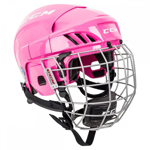 Prodigy Youth Hockey Helmet/Mask Combo, Pink, swatch