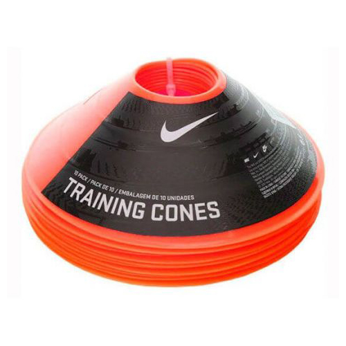 10-Pack Training Cones, Orange, swatch