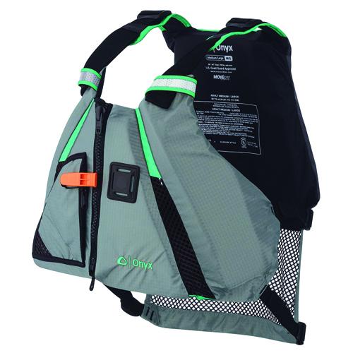 MoveVent Dynamic Floatation Vest, Blue, swatch