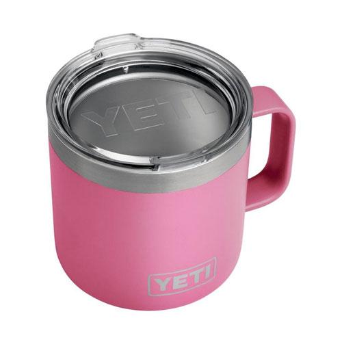 14 Oz. Color Mug, Pink, swatch