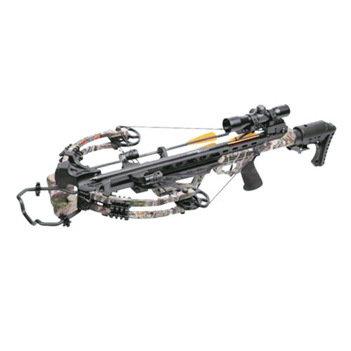 Amped 415 Whisper Crossbow Package, , large
