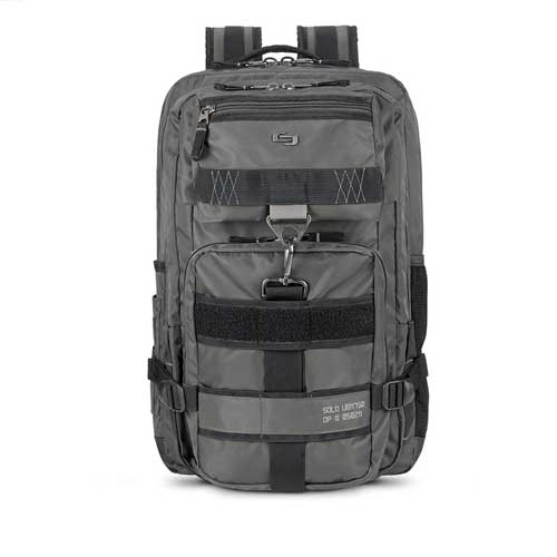 Altitude Backpack, Gray/Black, swatch