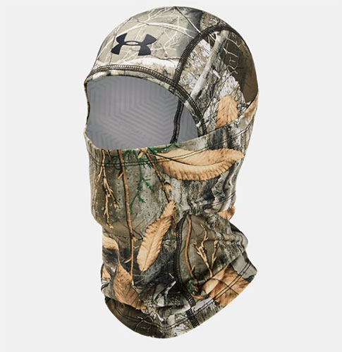 Men's ColdGear Infrared Scent Control Hood, Realtree, swatch