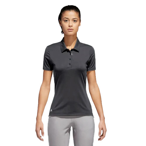 Women's Ultimate 365 Short Sleeve Golf Polo, Black, swatch