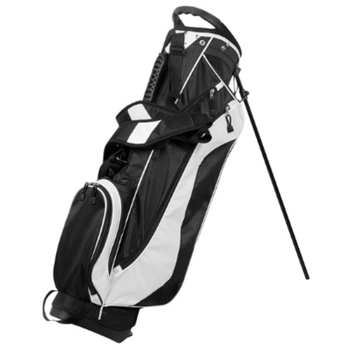 Stand Bag, Black/Charcoal, swatch