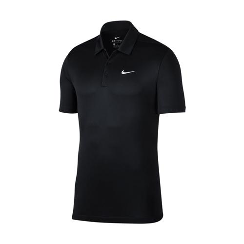 Men's Performance Polo, Black, swatch