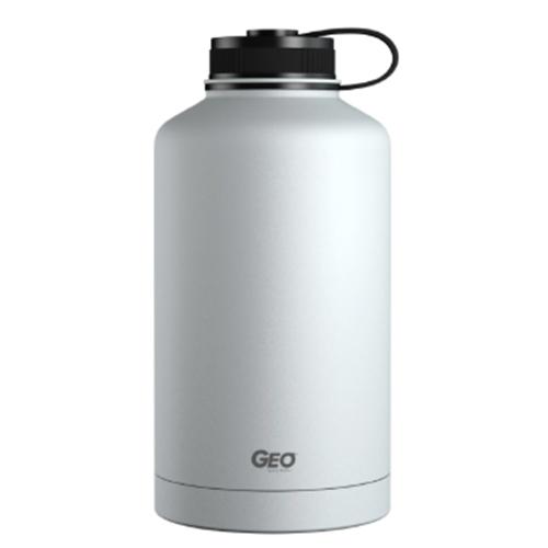 64oz Growler Bottle, White, swatch