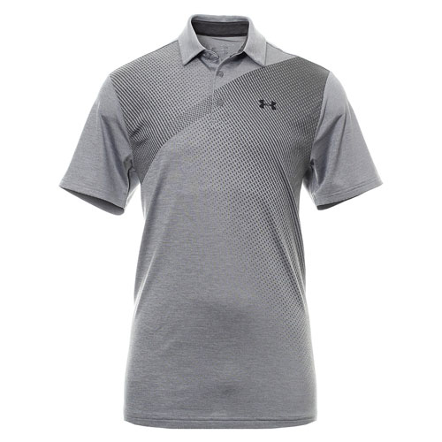 Men's Playoff 2.0 Polo, Steel, swatch