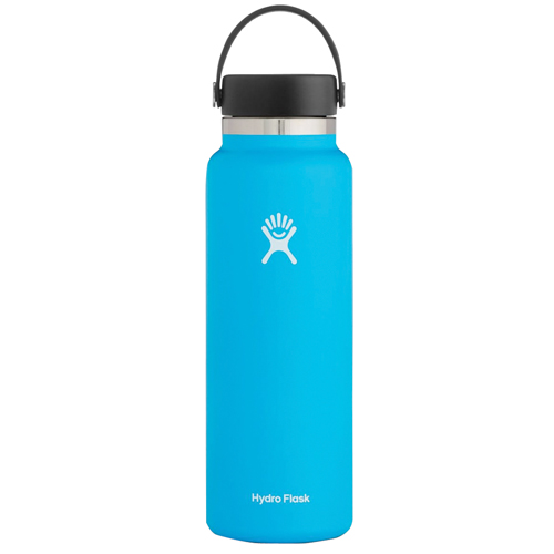 40oz Wide Mouth Stainless Steel Bottle, Pacific, swatch