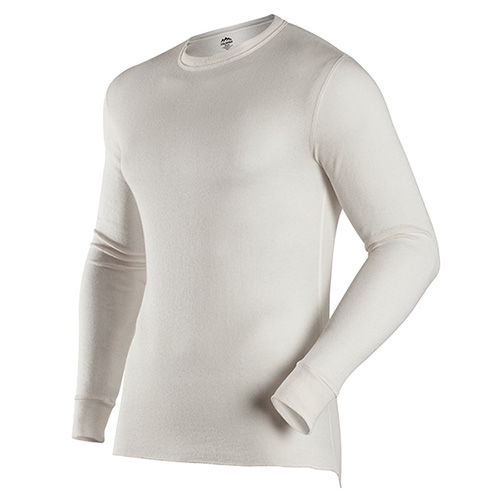 Men's Basic 2 Layer Crewneck Thermal, , large