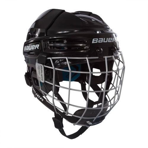 Prodigy Youth Hockey Helmet/Mask Combo, Black, swatch