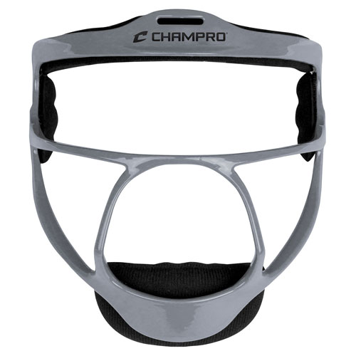 Rampage Fielder's Mask, Silver,Chrome,Nickel, swatch