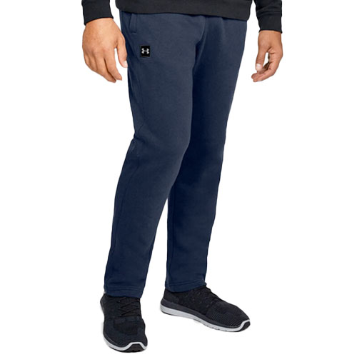 Men's Rival Fleece Pant, Navy, swatch