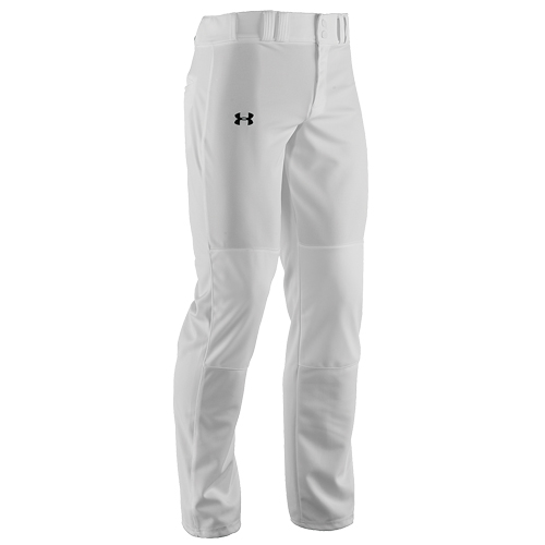 Men's Clean-up Baseball Pant, White, swatch