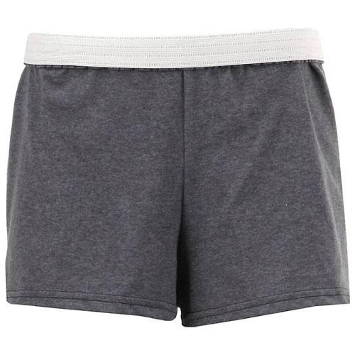 Women's Cheer Shorts, Charcoal,Smoke,Steel, swatch