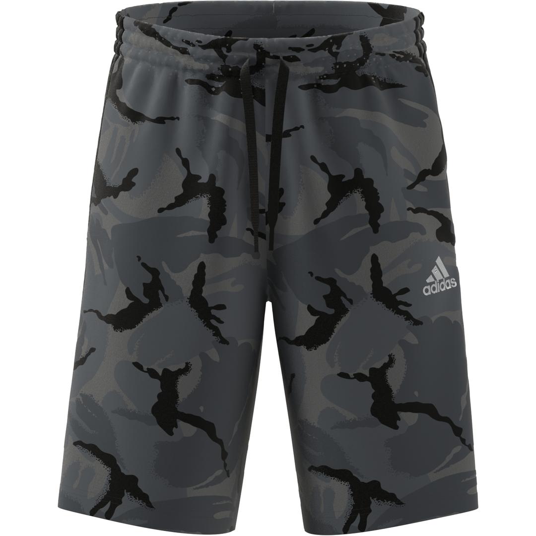 Men's Essentials Shorts, Gray, swatch