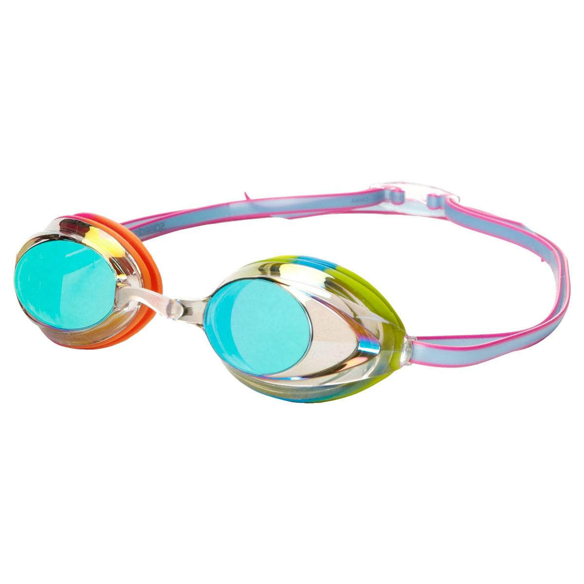 Jr. Vanquisher 2.0 Mirrored Swim Goggles, Multi, swatch
