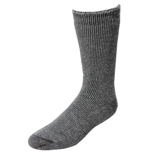 Men's Thermal Socks, Gray, swatch