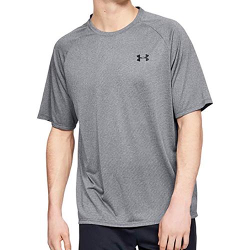 Men's Tech 2.0 Short Sleeve T-Shirt, Heather Gray, swatch