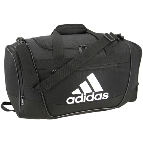 Defender III Small Duffel Bag, Black, swatch