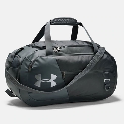 Undeniable Duffel 4.0 Small Duffle Bag, Gray, swatch