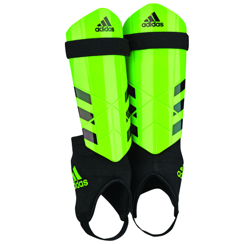 Youth Ghost Shinguard, Neon Green, swatch