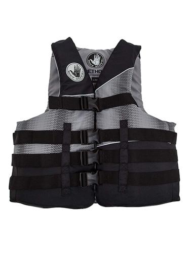 Method 4 Buckle Vest, Black, swatch