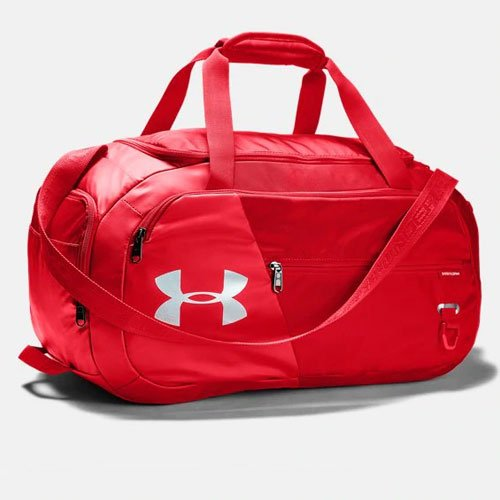 Undeniable Duffel 4.0 Small Duffle Bag, Red, swatch