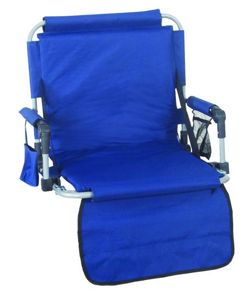 Stadium Arm Chair, Blue, swatch