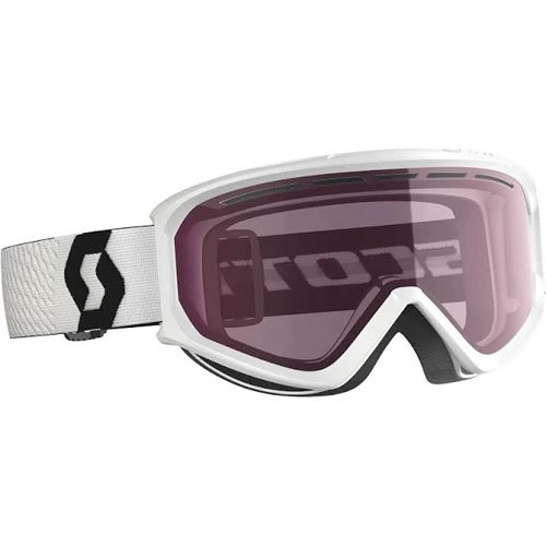 Fact Goggle, White, swatch