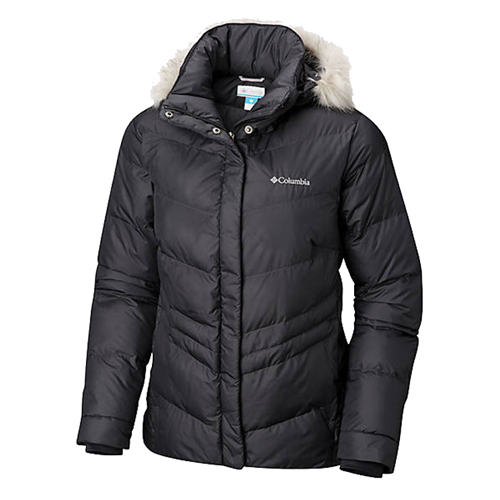 Women's Peak To Park Mid Ski Jacket, Black, swatch