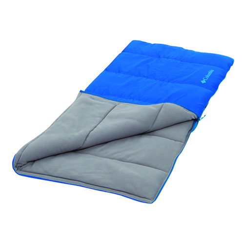 Youth Sleeping Bag, Blue, swatch