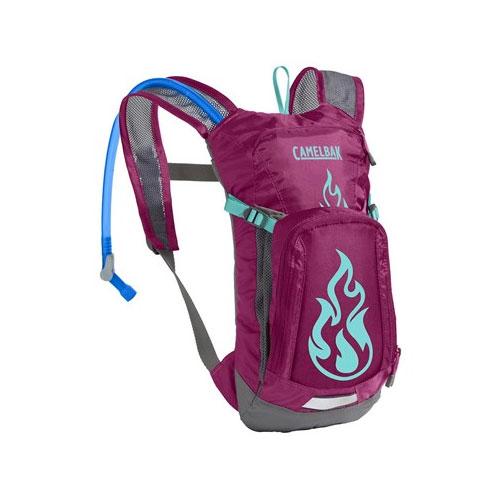 Mini M.U.L.E. 50oz Hydration Pack, Pink/Blue, swatch